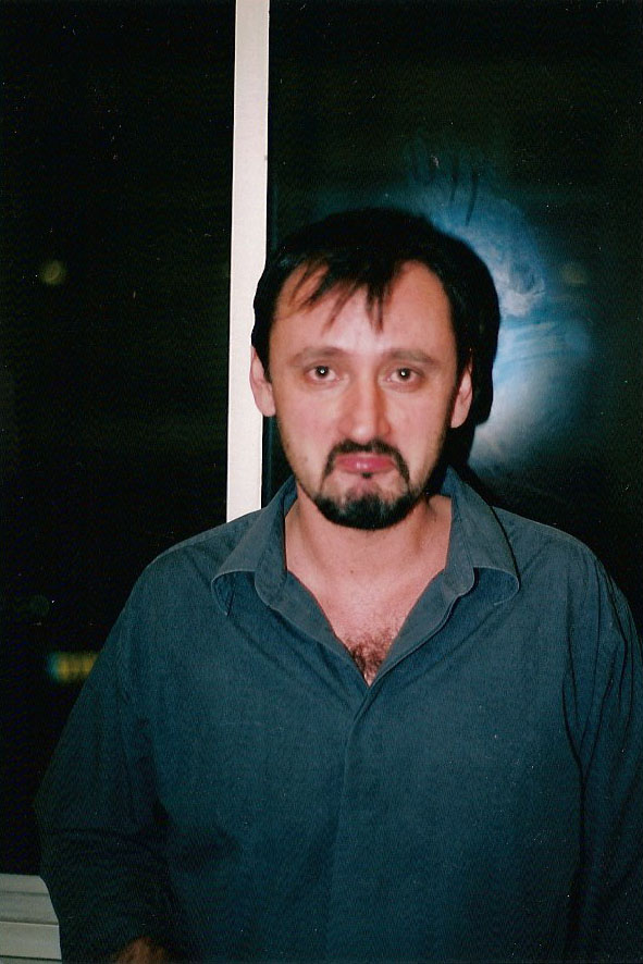 Helmut Perchut.
