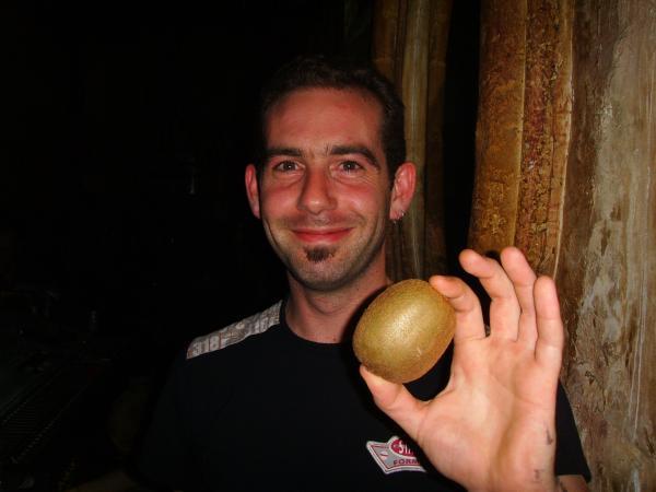 Maxime Natali, oui, mais au kiwi
