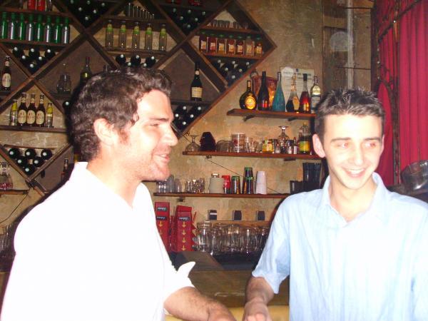 Guillaume Denis et daniel's