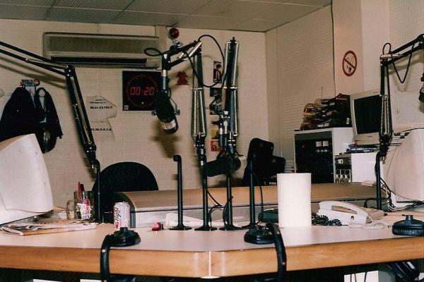 Toujours le studio A...