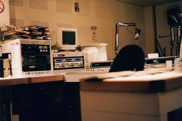 Et encore le studio A!